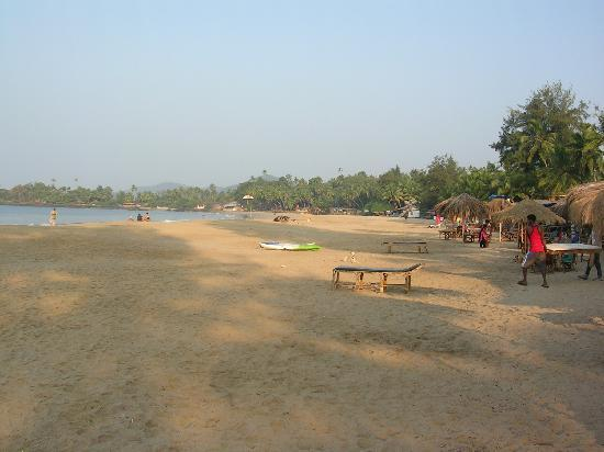 Seaview Resort: Stunning Patnem Beach