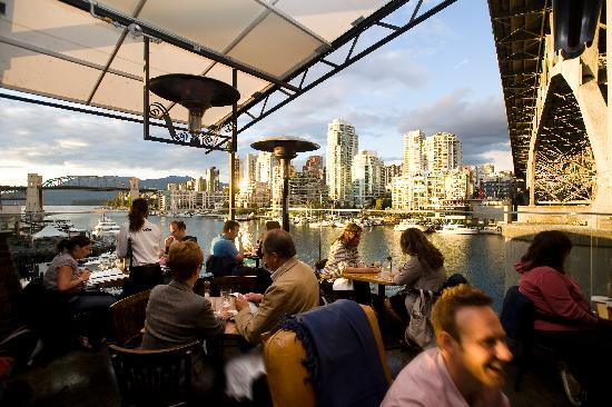 Vancouver Brunch Restaurants With View