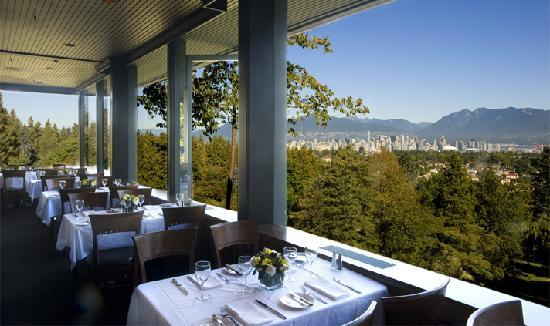 Seasons in the Park: View from the dining room