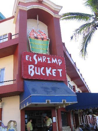 Hotel la Siesta: El Shimp Bucket