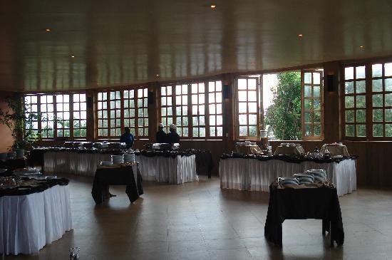 Media Luna Resort & Spa: buffet