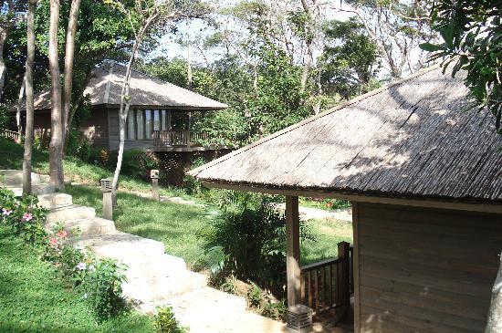 Media Luna Resort & Spa: our cabanas