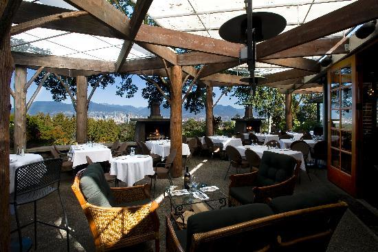 Seasons In The Park: Best Patio In The City