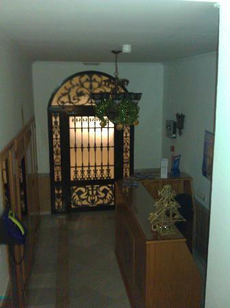 Apartamentos Plazamar: Reception