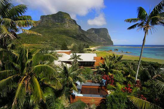 Остров Лорд-Хау, Австралия: Capella Lodge, Lord Howe Island