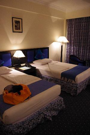 Orient D'Angkor Hotel: nice and comfortable room