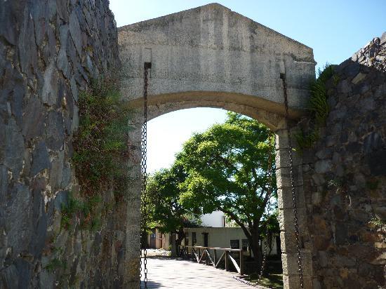 Posada del Gobernador : Portal da cidade