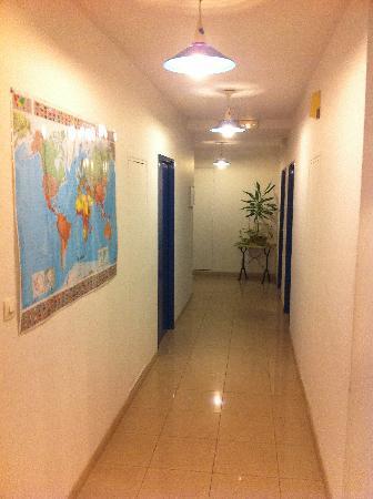 Cesar Hotel: Rez-de-chaussée