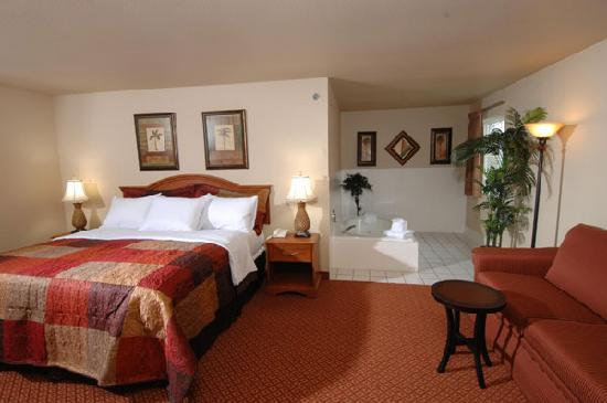 All American Inn & Suites: Jacuzzi Suites