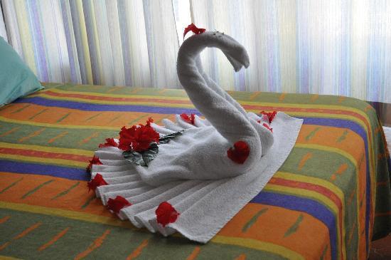 Hotel Palacios: Housekeeping