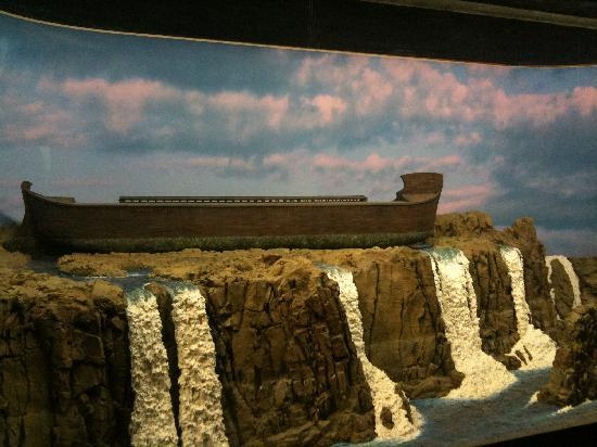 The Ark Picture Of Creation Museum Petersburg Tripadvisor