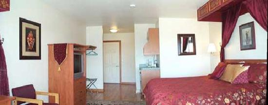 Table Rock Motel: New Addition King Bed Unit
