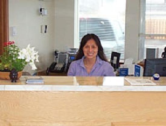 Table Rock Motel: Manager Le