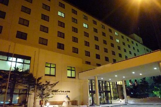 Minami Hokkaido Shikabe Royal Hotel: 外観