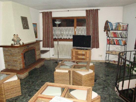 Hotel Pension Unterbrau: lounge