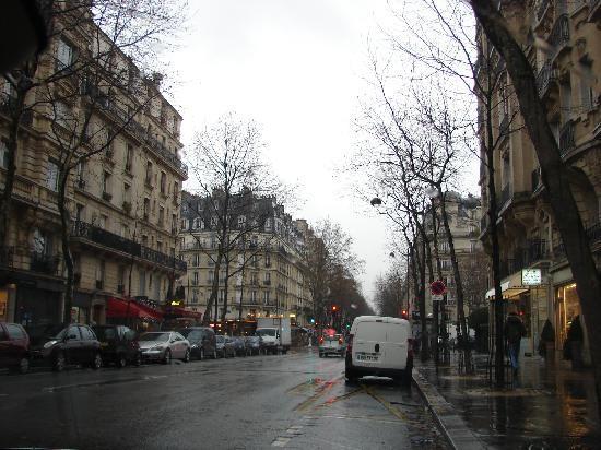 Innenstadt Paris