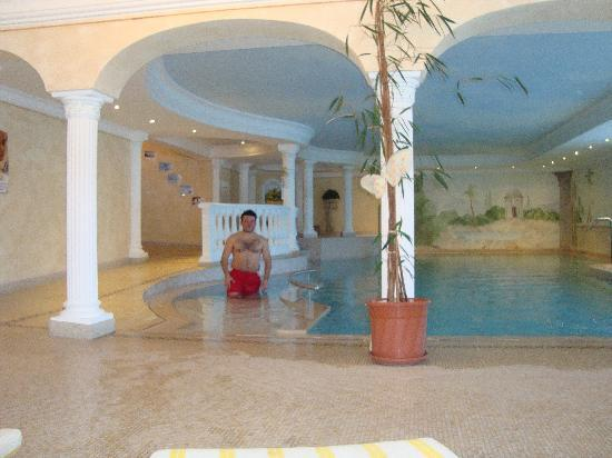 Arabba, Italien: piscina vasca idro