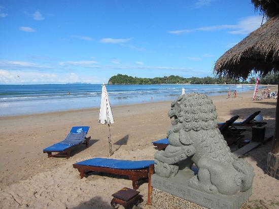 Laguna Beach Club: Strand vor Laguna Beach Cub