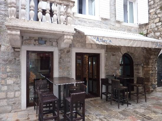 Astoria Boutique Hotel: Budva Astoria - Cafe Terrace