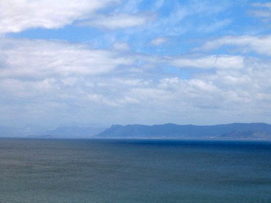 Ausblick von der Sea Star Lodge