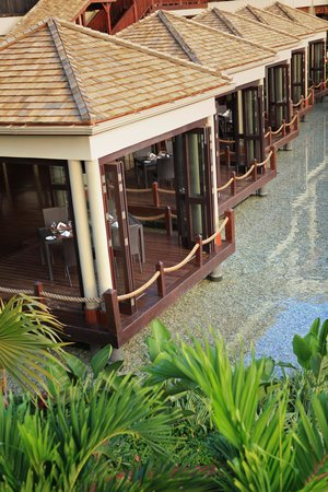 InterContinental Mauritius Resort Balaclava Fort: SENSO