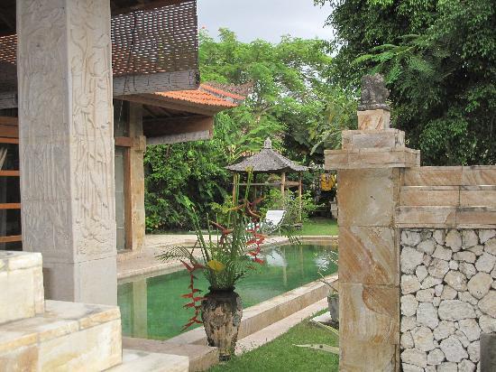Villa Dermawan: unbeschreiblich