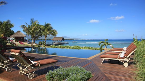 InterContinental Mauritius Resort Balaclava Fort: Swimming Pool