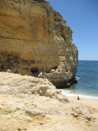 Carvoeiro, Portogallo: Perfect beach