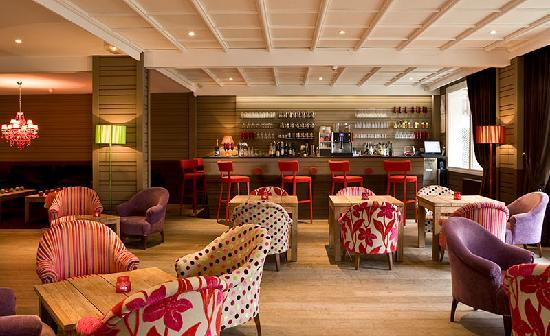 Hotel Ormelune : Le Bar