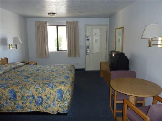 Rodeway Inn: encore la chambre propre