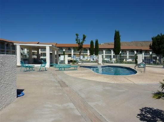 Rodeway Inn: la petite piscine sympa