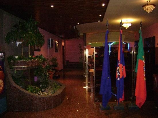 Hotel Aeroporto: The Residencial Aeroporto-Breakfast room.