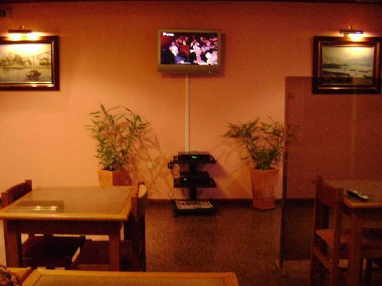 هوتل آيروبورتو: The Residencial Aeroporto-Hall, TV.