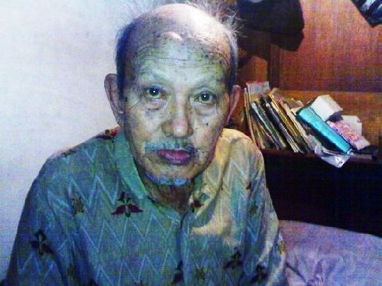 Foltermuseum: Tarianus van Sigumonrong sebagai orang pertama yang memasuki agama Kristen di Indonesia