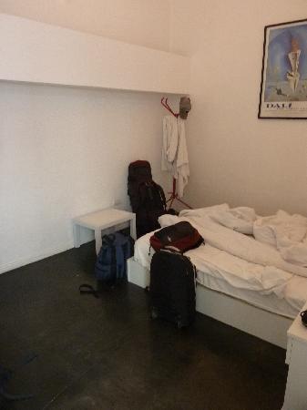 Ostinatto Hostel: Room