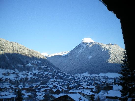 Chalet Hotel StarLight : View from our balcony.