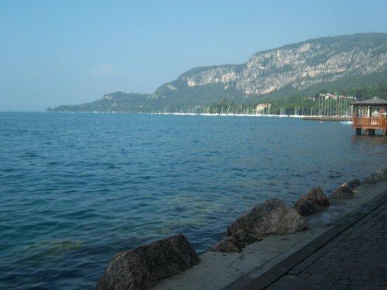 Hotel Palme & Suite: vue sur le lac