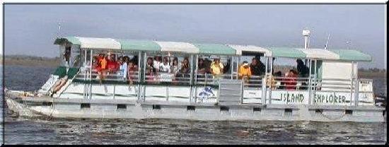 Bull River Cruises: Island Explorer