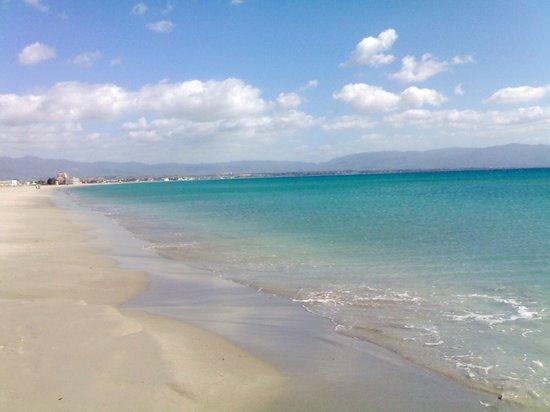 Cagliari, Italia: La quiete...