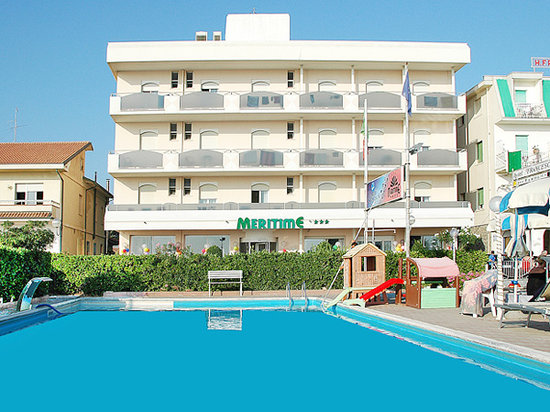 Photo of Hotel Meritime Bellaria