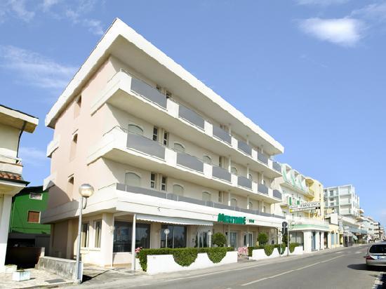 Esterno Hotel Meritime Igea Marina