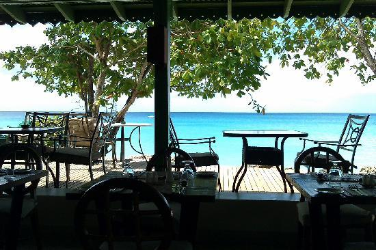 Holetown, Barbados: Cool Restaurant