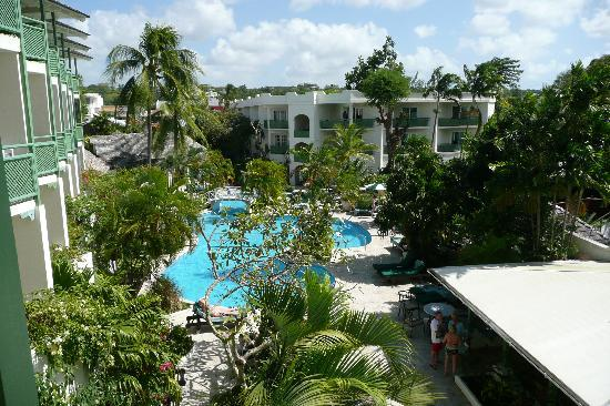 Mango Bay All Inclusive: Pool View