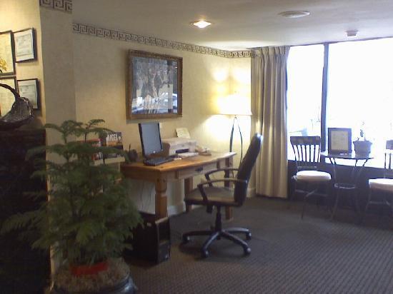 Baymont Inn & Suites Murfreesboro: computer area