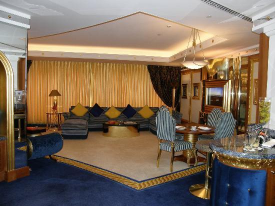 Burj Al Arab Jumeirah: Planta baja habitacion