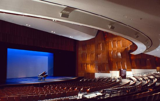 Richardson, Teksas: Eisemann Center for the Performing Arts