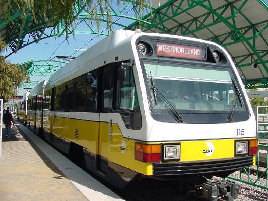 Richardson, Teksas: DART Transit