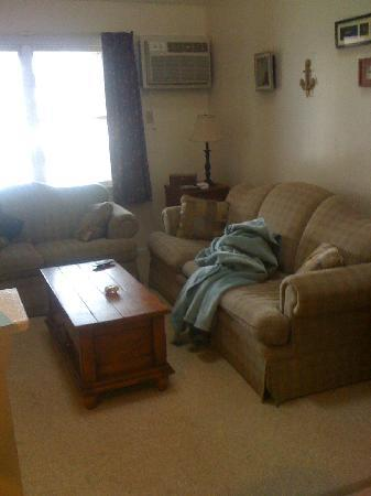 Wells, ME: Living area