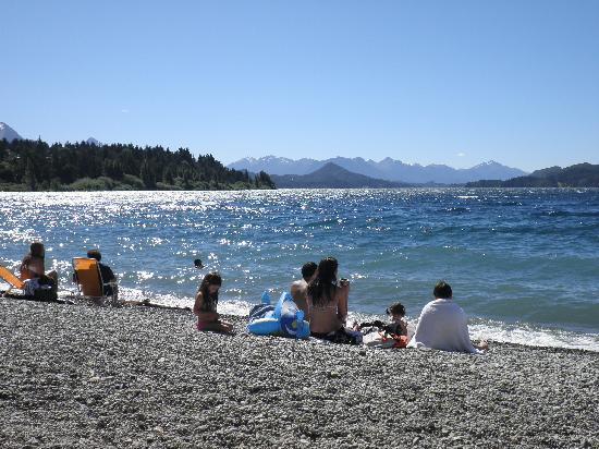 Cabanas La Deseada: Playa Bonita
