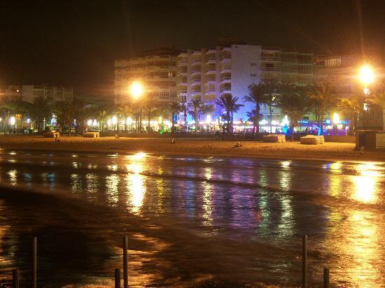Santa Monica Playa: NOCTURNE